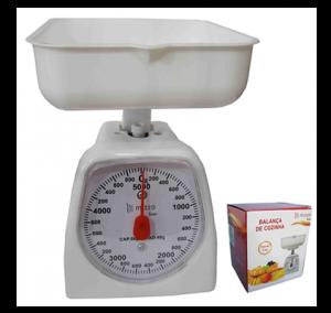 Balanca Manual de Cozinha ate 5kg Ref.: 710-3. cx.24 Image