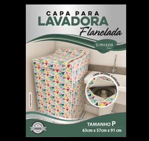 Capa p/ Lavadora Flanelada Tam. P Cx.50 Sub.12 Image