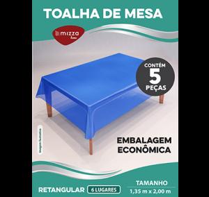 Toalha de Mesa Economica c/5 Pecas RT Cx.150 Sub.12 Image
