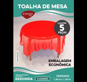 Toalha de Mesa Economica c/5 Pecas RD Cx.150 Image