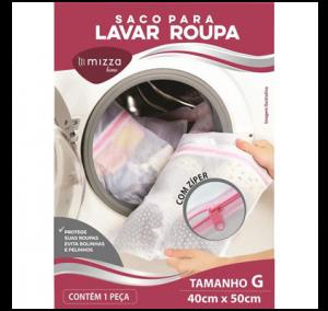 Saco Para Lavar Roupa Tam. G 40x50 cm Cx.500 Sub.12 Image