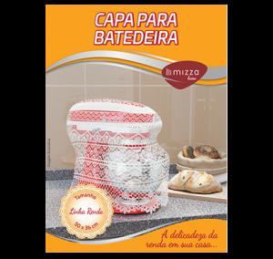 Capa Para Batedeira em Renda 50x36cm Cx.24 Image