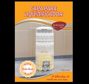 Capa Para Liquidificador em Renda 39x41cm Cx.24 Image