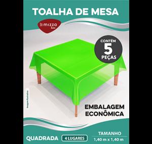 Toalha de Mesa Economica c/5 Pecas QD Cx.150 Sub.12 Image